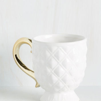 Equator to Your Tastes Mug | Mod Retro Vintage Kitchen | ModCloth.com