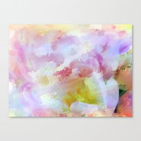 Celebrate Stretched Canvas by  Alexia Miles photography