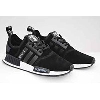 Adidas Nmd Fashion Leisure Gym Shoes Men And Women-2
