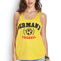 Germany Fussball Tank Top
