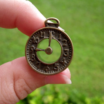 "Pair of Pocket Watch Tunnels - Clock Gauges - Plugs - Handmade - 7/16"", 1/2"", 9/16"", 5/8"", 3/4"" (11mm, 12mm, 14mm, 16mm, 19mm)"