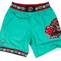 Vancouver Grizzlies 1995-1996 NBA Authentic Shorts