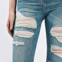 MOTO Extreme Rip Jamie Jeans - New In This Week - New In