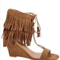 Rocky Mountain Fringe Wedge