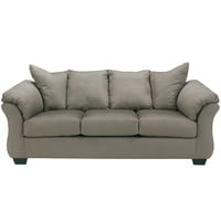 Darcy Sofa in Cobblestone Fabric