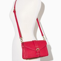 Tristan Buckled Crossbody | Fashion Handbags & Purses | charming charlie