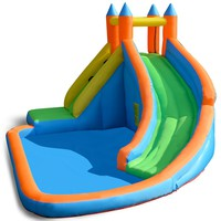 Inflatable Water Slide Jumper Castle