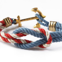 Anchor Bracelet - Kennedy Compound - by Kiel James Patrick