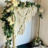 BOHO Wedding Macrame Decor