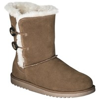 Women's Kamar Suede Shearling Boot