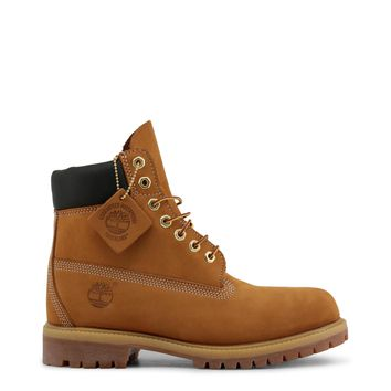 Timberland- Leather Ankle Boots