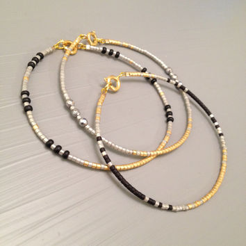 Simple gold filled bracelet Stacking Bracelet Simple jewelry