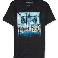 NY Bridge Graphic T