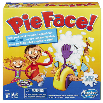 Pie Face Funny Toy [9116709767]