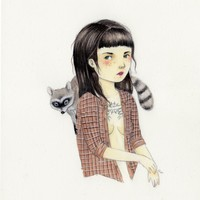 Limited Edition Giclee Print - Bedfellows