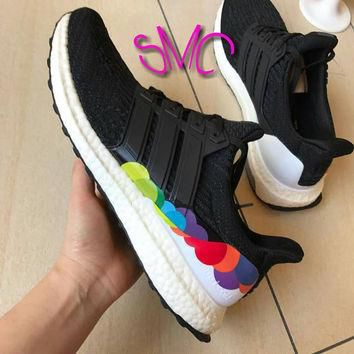Painted Adidas Nmd Trainers Adidas Sneakers Customized Originals Shoes Authentic Women