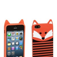 Capelli of New York 'Francis Fox' iPhone 5 Case (Juniors) | Nordstrom