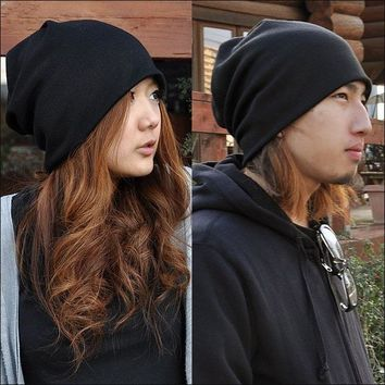 Knitted Casual Beanies Cap