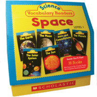 Science Vocabulary Readers: Space (Level 1 Class Set) - Paperback - The Scholastic Store