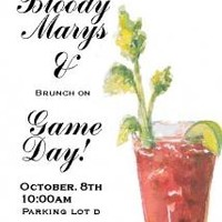 BRUNCH INVITATIONS, BLOODY MARY, ODD BALLS NEW!
