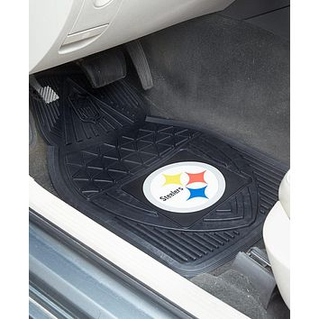 Official Licensed NFL Fan Heavy Duty Car Mats Set of 2 Unique Gift Idea