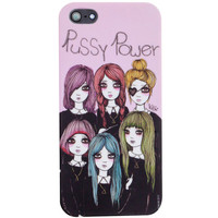 Pussy Power iPhone 5/5S Case
