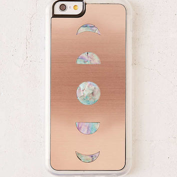 Zero Gravity Rose Gold Moonlight iPhone 6/6s Case | Urban Outfitters