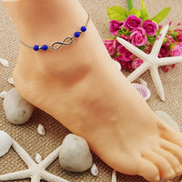 New Arrival Gift Shiny Sexy Jewelry Ladies Cute Summer Stylish Simple Design Anklet [8080501063]