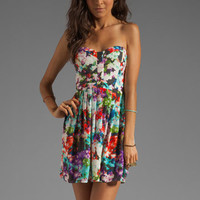 Parker Lily Dress in Secret Garden from REVOLVEclothing.com