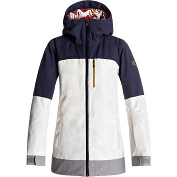 Torah Bright Stormfall Hooded Jacket - Women's