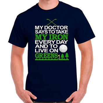 Funny Golf Shirt, Golfing Shirt - Our T Shirt Shack