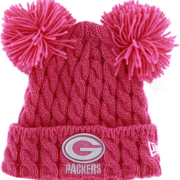 Shop Green Bay Packers Knit Hat on Wanelo
