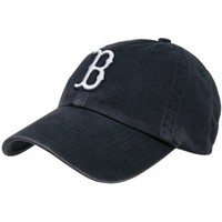 Boston Red Sox - Franchise Logo Fitted Baseball Cap