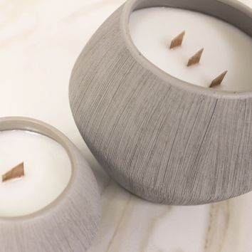 Avon Ceramic Candle