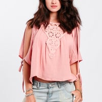 Passion Fruit Kiss Blouse