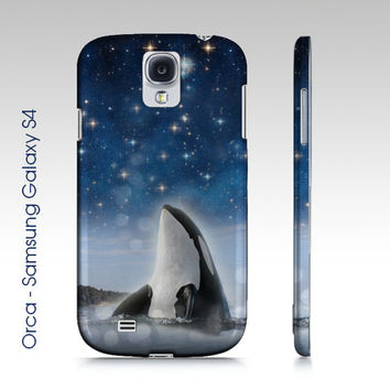 Orca - Phone Case - iPhone 4/4s, 5/5s, 6, Samsung Galaxy s3, s4, s5