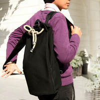 Mens travel backpack womens canvas bag gifts 12