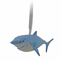 Disney Parks Christmas Ornament Finding Nemo Bruce the Shark New with Tags
