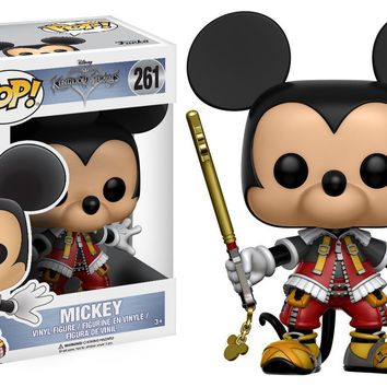 Funko Pop Disney: Kingdom Hearts Mickey 261 12362