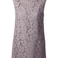 Valentino Floral Lace Dress