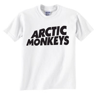 Arctic Monkeys Logo Shirt
