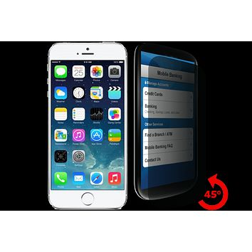 Apple iPhone 6/6S Privacy Tempered Glass