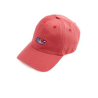 Whale Flag Baseball Hat