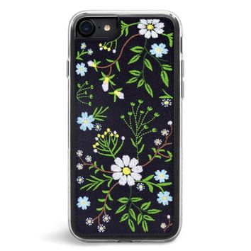 Romance Embroidered iPhone 7/8 Case