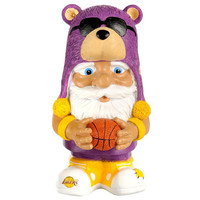 Los Angeles Lakers NBA Mad Hatter Gnome