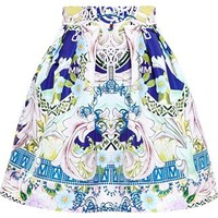 Mary Katrantzou Algernon Princess Skirt - Browns - Farfetch.com