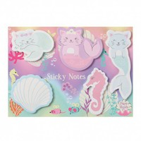 Purr Maids sticky notes - set of 5 - Sticky notes & Memo blocks - Desk Accessories - Stationery