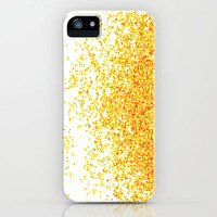burned sugar iPhone Case by Marianna Tankelevich