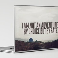 Adventurer by Fate Laptop & iPad Skin by Leah Flores | Society6