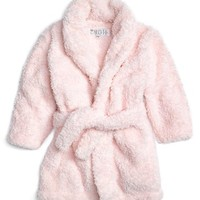 Toddler Girl's Little Giraffe Chenille Robe, Size 2-4T
